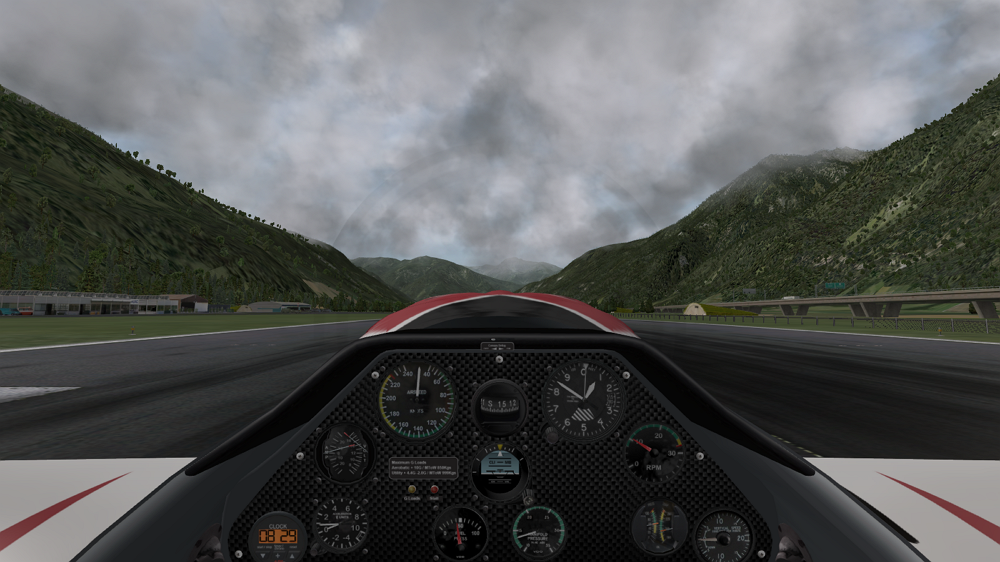 Пилотажный красавец sbach 300 для x plane